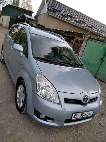 запчасти toyota corolla в Кыргызстан: Toyota Corolla Verso 1.8 л. 2009   196000 км