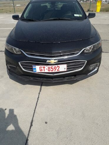 - Azərbaycan: Chevrolet Malibu 1.5 l. 2017   30000 km