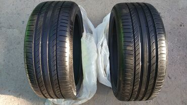 Пара шин Continental ContiSportContact 5215 40 r18 Покупал новыми