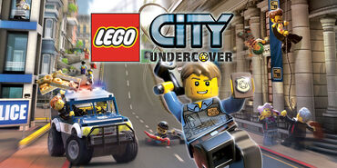 Lego Undercover City ps4