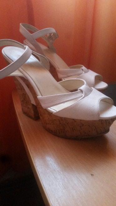 Sandale zenske malo nosene br.39 - Loznica