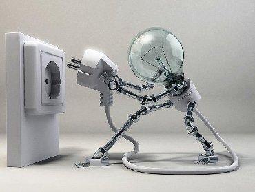 Вызов на дом электрика - Кыргызстан: Электрик!!! монтаж!!!монтаж электросети в частных коттеджах