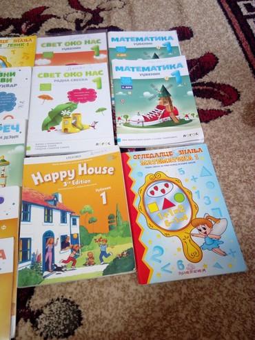 Prodajem knjige za prvi razred knjige su veoma dobro ocuvane i kao - Smederevo