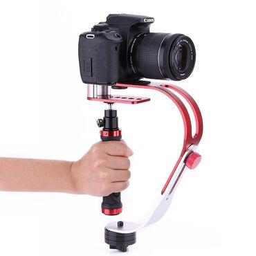 Видеокамеры qihan - Кыргызстан: Стабилизатор для камеры бишкек Механический стабилизатор Steadicam
