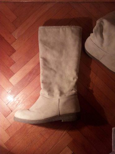 Čizme br 37, postavljene iznutra. kupljene u Nemackoj - Belgrade