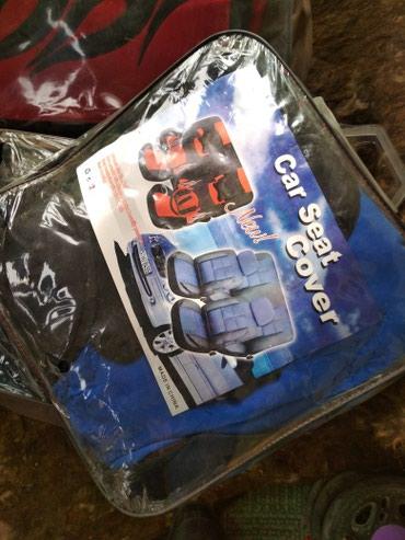 Чехлы для авто по низким ценам ещё в Бишкек