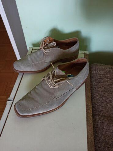 Skupocene, italijanske, kožne cipele, renomiranog proizvođača Bruno