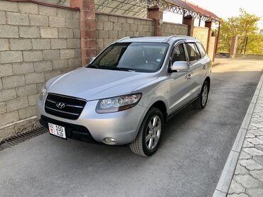 дизель кж авто in Кыргызстан | АВТОЗАПЧАСТИ: Hyundai Santa Fe 2 л. 2008 | 156000 км