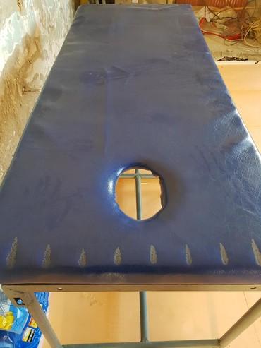 шредеры 12 в Кыргызстан: Продаю массажный стол. очень прочный. 12 000 сом