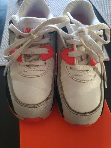 Nike patike - Srbija: Prodajem Air max Nike patike za devojcice. Gaziste 15cm. Br. 26