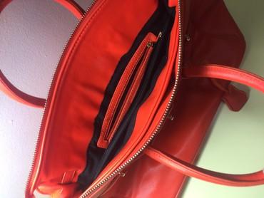 Original MOHITO torba!!! Novo!!! - Crvenka - slika 4