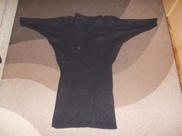 Haljina je prelepa , jako je tesko slikati crne svari, meni je duzina - Kraljevo