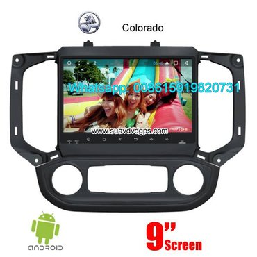 Holden Colorado 2017 2018 radio android GPS navigation camera in Kathmandu
