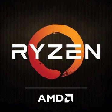 процессоры amd ryzen 5 в Кыргызстан: Процессоры АМД Ryzen 3 1200- 82$, 3 2200G-127$, 5 1500x-139$, 5 1600-1