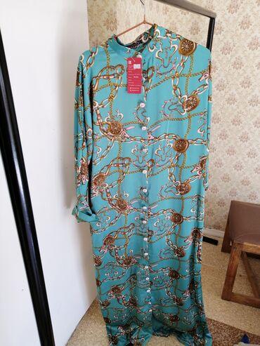 44-48й размер новое платье, обмен на стул для кормления