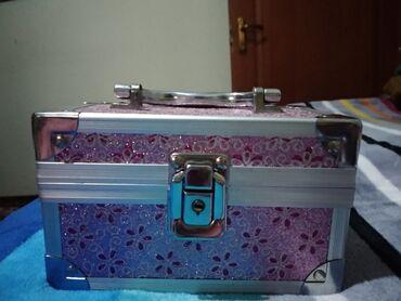 что подарить девушке на др в Кыргызстан: Шкатулка для украшений, удобное место хранения!Качественный