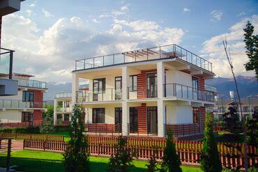 продажа коттеджей на иссык куле лазурный берег in Кыргызстан | ПРОДАЖА ДОМОВ: 65 кв. м, 5 комнат, Гараж, Утепленный, Балкон застеклен