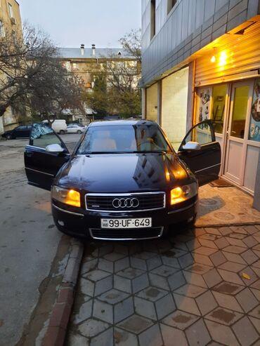 audi a4 2 8 аt - Azərbaycan: Audi A8 4.2 l. 2004 | 305000 km