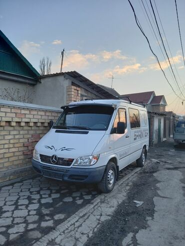 Mercedes-Benz Sprinter 2.2 л. 2003 | 225000 км