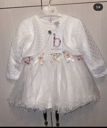 Детское платье на 1-1,5годика . Новое с этикеткой .  Отдаю за 500 окон