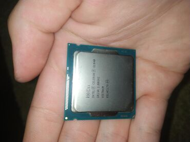 компьютер в Кыргызстан: Процессор G1840 Celeron ( ещё комплектующие в профиле ) 1150socket
