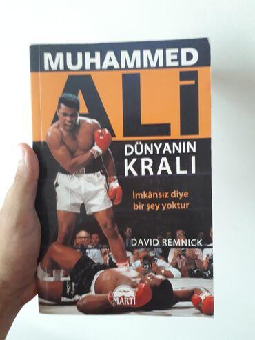 Kitab, jurnal, CD, DVD Qusarda: Muhammed Ali 5 manat