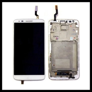 Электроника в Газах: Lg g2 f320 ekran sensoru karkasla biryerde. En keyfiyyetlisidir.Ag