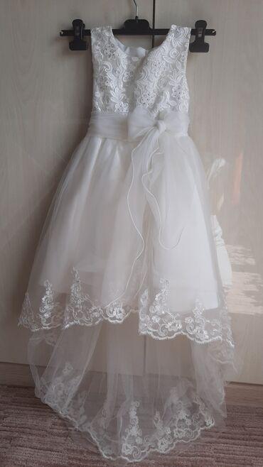 Платье для девочек 5-6 лет