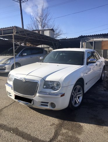 Продаю Chrysler 300C Рестайлинг объем 3.5 2005 год рестайлинг в Бишкек
