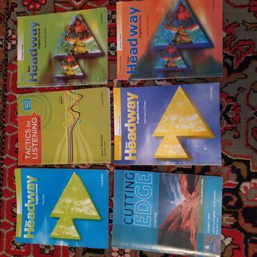 pocket book - Azərbaycan: Headway English courseİçi qaralanmayıbBeginner (workbook with