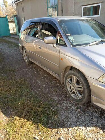 Honda Odyssey 3 л. 2000 | 267800 км