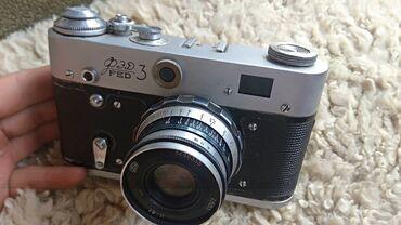 удобный фотоаппарат в Кыргызстан: Фотоаппарат fed 3 рабочий комплект
