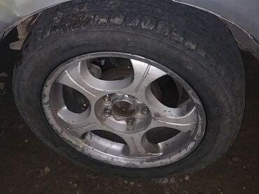 железные диски на 15 в Кыргызстан: Обмен на 15 диски вес коплект с зимними шынами пойдет и железные