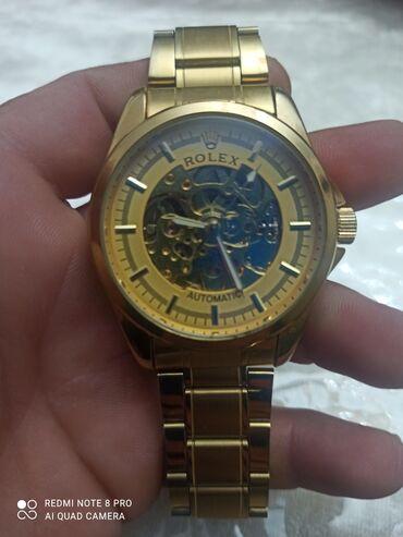Qol saatları - İsmayıllı: Qızılı Kişi Qol saatları Rolex