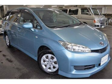 авто в киргизии in Кыргызстан   HONDA: Toyota WISH 1.8 л. 2010   56000 км