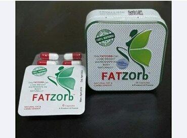 бифит для похудения бишкек in Кыргызстан | СРЕДСТВА ДЛЯ ПОХУДЕНИЯ: Fatzorb усиленная новинка 36 капсул может уменьшить вес, заново