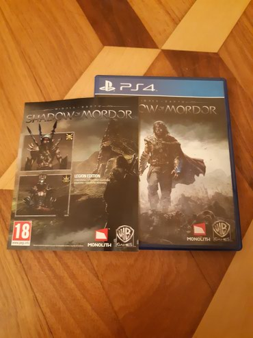 Bakı şəhərində Middle Earth Shadow of Mordor:Legion Edition+DLC Barter Mumkundur