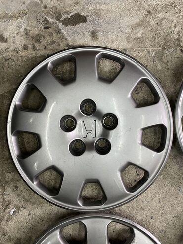 шины 21555 r16 в Кыргызстан: Срочно родные Колпаки Хонда r16
