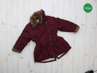 Детская куртка парка John Rocha, возраст 12-18 мес    Длина: 44 см Рук
