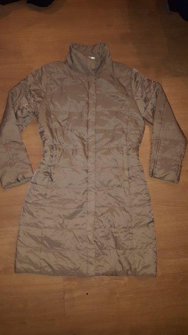 Prolecna krem jakna vel. 42 /44 - Prokuplje