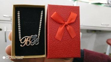 На заказ именные кулоны ! цена 1500 . За один день !!! в Бишкек