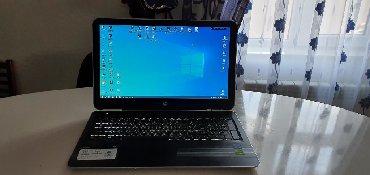 Kompüter, noutbuk və planşetlər Naxçıvanda: HP PAVILION NOTEBOOK Windows 10-64Bit Corel-İ7 cpu 2.50Ghz 4(CPY) Ram-