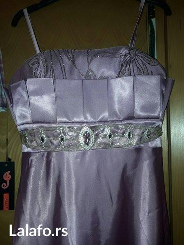 Haljine - Cacak: Prelepa duga haljina idealna za svaku priliku!!! Velicina 38-40. Boja