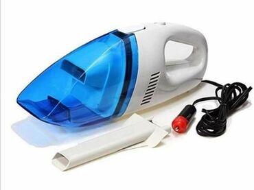 Praktičan usisivač namenjen brzom čišćenju unutrašnjosti automobila