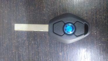 Ключ БМВ Е53 (Х5). дубликат (китай) цена 5500 в Бишкек
