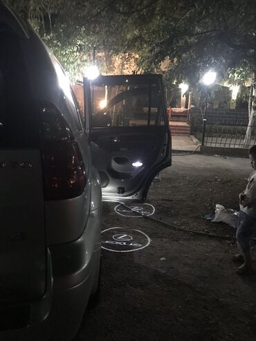 авто продажа кыргызстан in Кыргызстан | АВТОЗАПЧАСТИ: Продаются Дверные подсветки с логотипом Марки машины В наличии многие