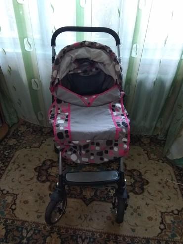 Продаю коляску трансформер, цена договорная в Бишкек