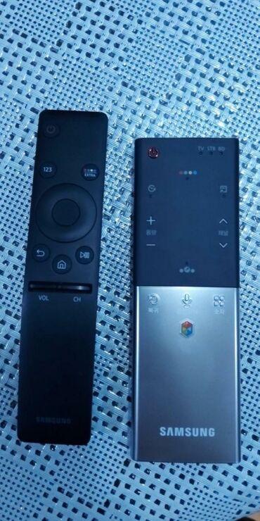 TV/video üçün aksesuarlar - Azərbaycan: Samsung orginal sensor pultlar her biri 80 manat Razin &fidan