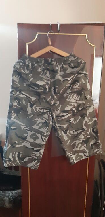 Личные вещи - Новопавловка: Мужские камуфляжные шорты, размер 50-52