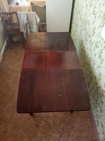 Кухонный стол. Советский.Раздвижной. Максимальный размер: длинна 150
